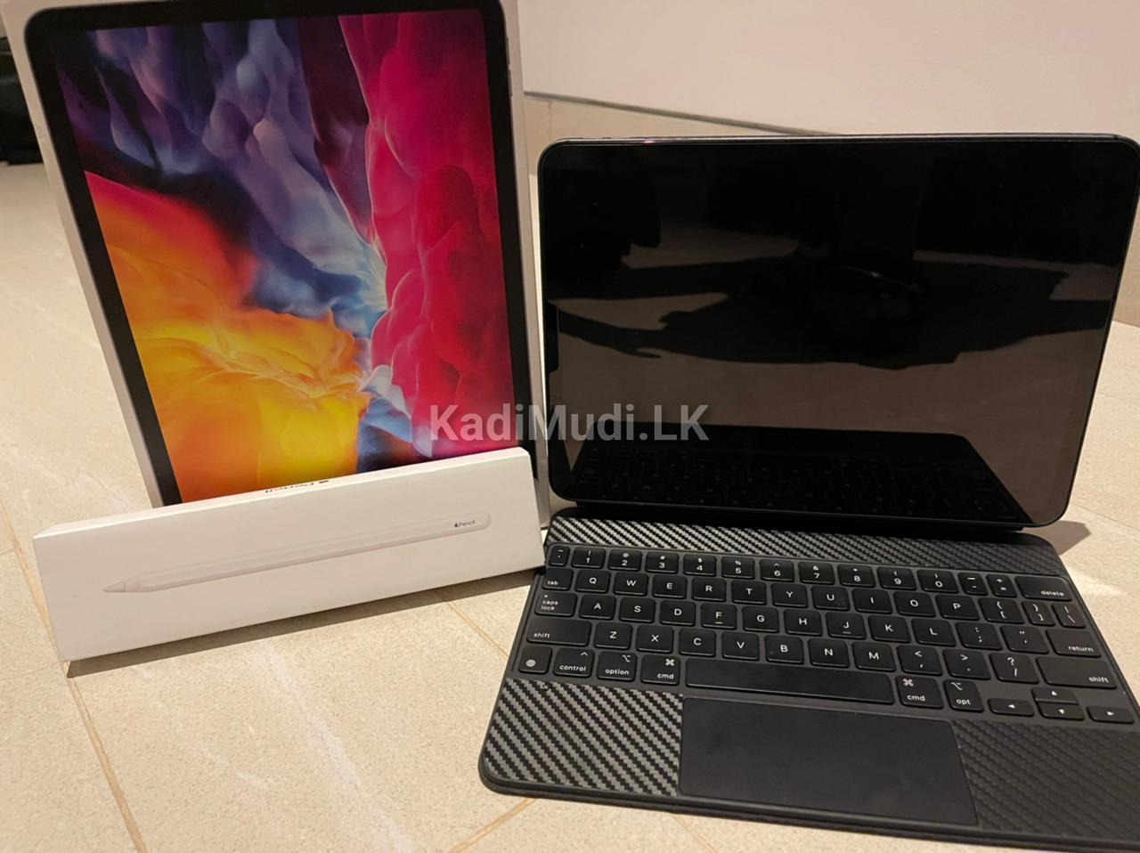 """Apple iPad Pro 11"""" 2020 w. Magic Keyboard & Pen » KadiMudi"""